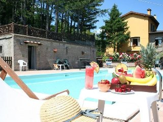 9 bedroom Villa in Anghiari, Tuscany, Italy : ref 5240122