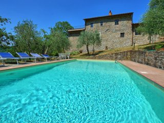 6 bedroom Villa in Rinforzati, Tuscany, Italy : ref 5239350