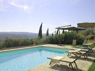 4 bedroom Villa in Tignano, Tuscany, Italy : ref 5240096