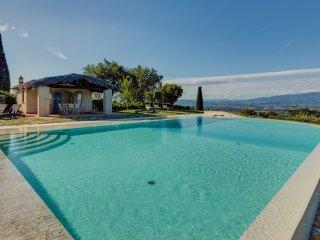 4 bedroom Villa in Arezzo, Tuscany, Italy : ref 5240318