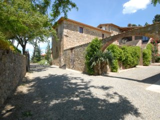 5 bedroom Apartment in Villa Parigini, Tuscany, Italy : ref 5693756