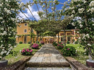 8 bedroom Villa in Vorno, Tuscany, Italy : ref 5240026