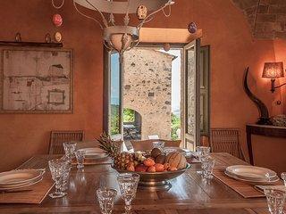 5 bedroom Villa in Argiano, Tuscany, Italy : ref 5239265