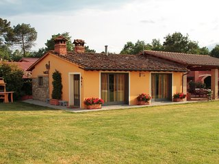 6 bedroom Villa in Soci, Tuscany, Italy : ref 5239914