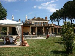 6 bedroom Villa in Santa Lucia, Tuscany, Italy : ref 5240076