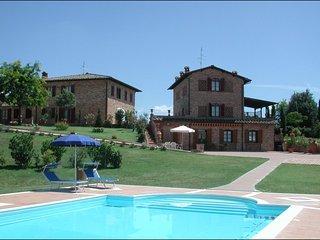 9 bedroom Villa in Pomaia, Tuscany, Italy : ref 5239819