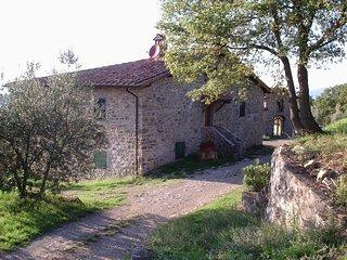 4 bedroom Villa in Pieve A Presciano, Tuscany, Italy : ref 5239214