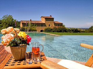 8 bedroom Villa in Petrognano, Tuscany, Italy : ref 5239489