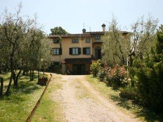 7 bedroom Villa in Castiglion Fiorentino, Tuscany, Italy : ref 5239825