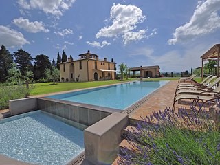 4 bedroom Villa in Montelopio, Tuscany, Italy : ref 5239527