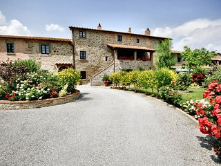 1 bedroom Apartment in Cortona, Tuscany, Italy : ref 5239508