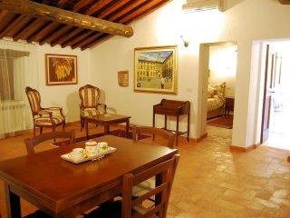 1 bedroom Apartment in Cortona, Tuscany, Italy : ref 5239501