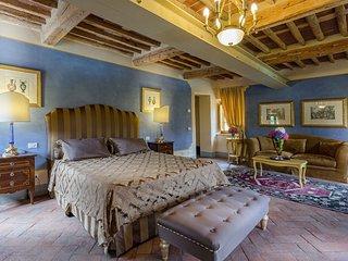 8 bedroom Villa in Vorno, Tuscany, Italy : ref 5240026