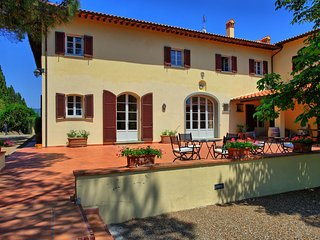5 bedroom Villa in Rinecchi, Tuscany, Italy : ref 5239437