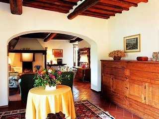 6 bedroom Villa in Volpaia, Tuscany, Italy : ref 5239292