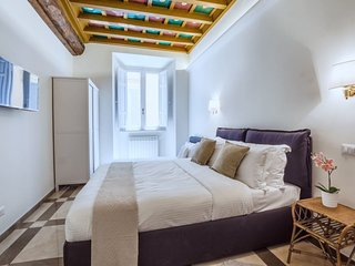 Pansé-Luxury flat in top Location/Trevi's Fountain