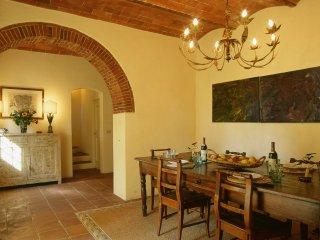5 bedroom Villa in Radda in Chianti, Tuscany, Italy : ref 5239253
