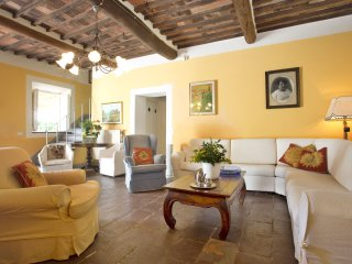 6 bedroom Villa in Arsina, Tuscany, Italy : ref 5239258