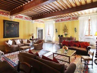 8 bedroom Villa in Segromigno in Monte, Tuscany, Italy : ref 5239251