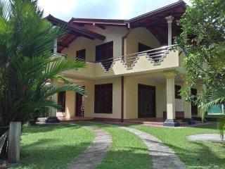 Vinses Villa in Hikkaduwa