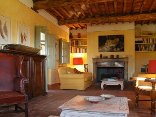 5 bedroom Villa in Piano di Conca, Tuscany, Italy : ref 5239246