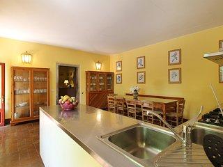 5 bedroom Villa in Segromigno in Monte, Tuscany, Italy : ref 5239256