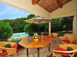 2 bedroom Villa in Vidauban, Provence-Alpes-Cote d'Azur, France : ref 5238554