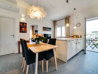 SPQR/Sunny,luxury flat up to 6 people/St.Peter's