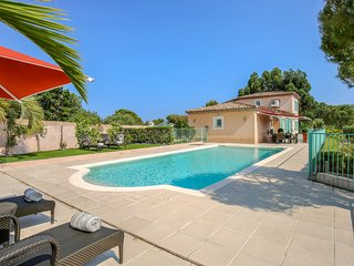 4 bedroom Villa in Biot, Provence-Alpes-Côte d'Azur, France : ref 5238545