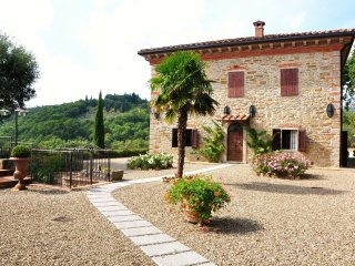 7 bedroom Villa in Capolona, Tuscany, Italy : ref 5239625
