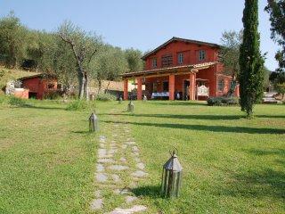 5 bedroom Villa in Piano di Conca, Tuscany, Italy : ref 5239246