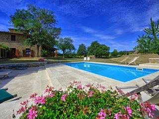 10 bedroom Villa in Montebenichi, Tuscany, Italy : ref 5239130