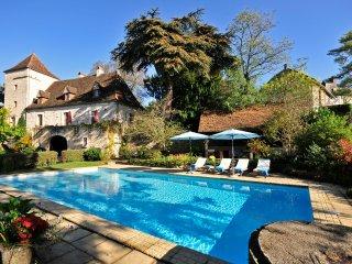 4 bedroom Villa in Saint-Sozy, Occitania, France : ref 5238579