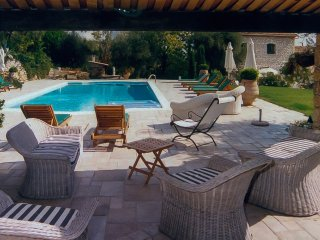 5 bedroom Villa in Tourrettes-sur-Loup, Provence-Alpes-Cote d'Azur, France