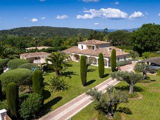 5 bedroom Villa in Gassin, Provence-Alpes-Cote d'Azur, France : ref 5238354
