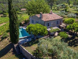 3 bedroom Villa in Lorgues, Provence-Alpes-Côte d'Azur, France : ref 5238549