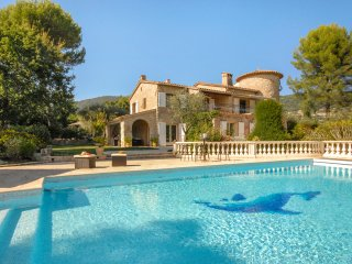 6 bedroom Villa in Peymeinade, Provence-Alpes-Côte d'Azur, France : ref 5238478