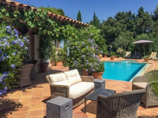 4 bedroom Villa in Grimaud, Provence-Alpes-Cote d'Azur, France : ref 5238517