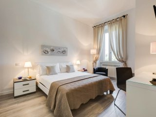 Lovely renovated 2 bed flat close to the Vatican