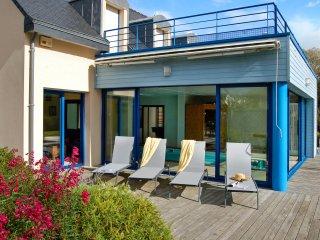 4 bedroom Villa in Moëlan-sur-Mer, Brittany, France : ref 5238460