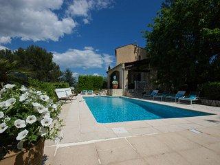 4 bedroom Villa in Peymeinade, Provence-Alpes-Côte d'Azur, France : ref 5238450