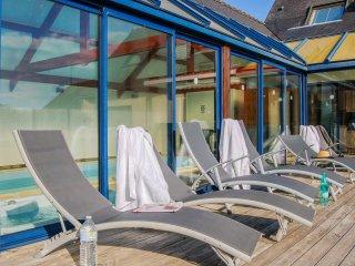 6 bedroom Villa in Kerhermain, Brittany, France : ref 5238461