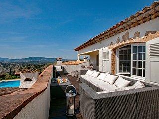 7 bedroom Villa in Mougins, Provence-Alpes-Cote d'Azur, France : ref 5238448