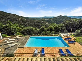 5 bedroom Villa in Grimaud, Provence-Alpes-Cote d'Azur, France : ref 5238432
