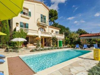 3 bedroom Villa in Vence, Provence-Alpes-Côte d'Azur, France : ref 5238389