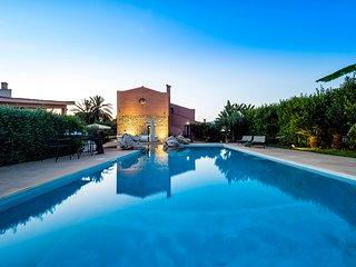 8 bedroom Villa in Passo Casale, Sicily, Italy : ref 5238268