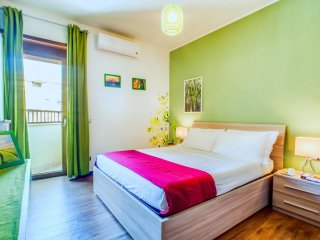 Bright and colorful flat in San Lorenzo