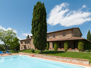 8 bedroom Villa in Montelupo Fiorentino, Tuscany, Italy : ref 5238191