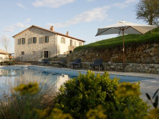 4 bedroom Villa in Avigliano Umbro, Umbria, Italy : ref 5238189