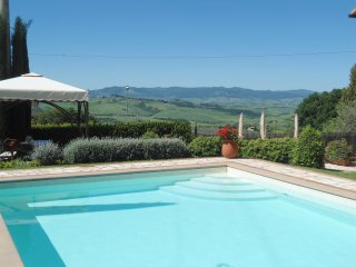 4 bedroom Villa in Montaione, Tuscany, Italy : ref 5238180